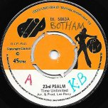 23rd Psalm / 23rd Dub - Time Unlimited