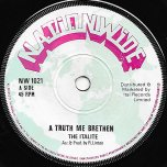 A Truth Me Brethren / Sounds Seven On The Move Ver - The Italite