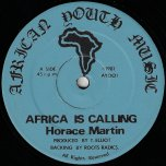 Africa Is Calling / Saturday Night Jamboree - Horace Martin