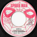 Africa / Africa Dub - Lloyd Hemmings / Skin Flesh And Bones