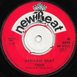 African Beat / Black Man Land - Tiger