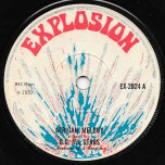 African Melody / Serious Love - GG All Stars / The Maytones