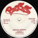 African Woman / All That I Can See - Errol Dunkley