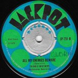 You Can Do It Too / All My Enemies Beware - The Twinkle Brothers / Eric Monty Morris