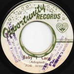 Baby I Care / Aint Misbehaving  - Joe White