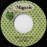 Baby I Love You / Version One - Leroy Smart