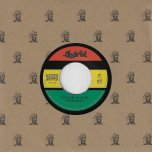 Better Future / Future Dub  - Errol Walker / The Upsetter