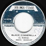 Black Cinderella / Ver - Errol Dunkley