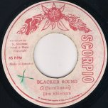 Blacker Sound / Ver - Bim Sherman