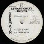 Blackie Blackie / Only Jah Know - Cultural Roots