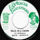 Black Man Dance / Ver - Dave Robinson