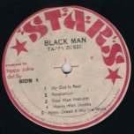 Black Man - Tappa Zukie