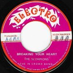 Breaking Your Heart / Ver - The Scorpions with The In Crowd