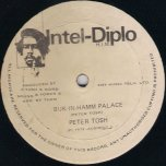 Buk In Hamm Palce / The Day The Dollar Die / Buk In Hamm Dub - Peter Tosh
