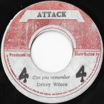 Can You Remember / Badness Dont Pay - Delroy Wilson