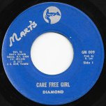 Care Free Girl / Girl Free Ver - The Mighty Diamonds
