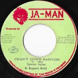 Chant Down Babylon / Ver - Junior Byles And Rupert Reid