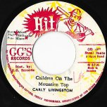 Children On The Mountain Top / Dub Part Two - Carlton Livingston / GGs All Stars