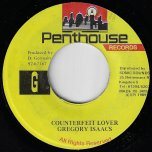 Counterfeit Lover / Ver - Gregory isaacs