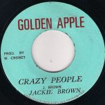 Crazy People / Ver - Jackie Brown