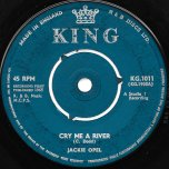 Cry Me A River / Eternal Love - Jackie Opel