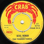Devil Woman / Nobody Cares - Leslie Levy And The Tender Tones