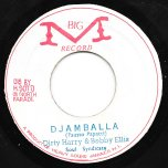 Djamballa / Ver - Dirty harry And Bobby Ellis / Soul Syndicate