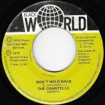 Dont Hold Back / Ver - The Chantells