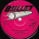 Dub Up A Daughter / Ver - Dennis Alcapone