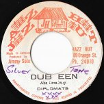 Dub Een / Ver - Abe Broadway And The Diplomats / Roots Radics