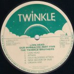 Dub Massacre Part 5-Lion Head - The Twinkle Brothers