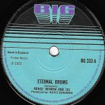 Eternal Drums / Darling Ohh - Bongo Herman And Les / U Roy Junior