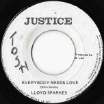 Everybody Needs Love / Ver - Lloyd Parks / The Aggrovators
