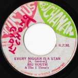 Every Nigger Is A Star / Poor Nigger - Big Youth And The I Threes