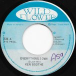 Everything I Own / Ver - Ken Boothe