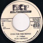 Eyes for the Money - Echo Minott