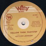 Follow Them Footsteps - Anthony Johnson
