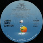 Forces Of Victory - Linton Kwesi Johnson