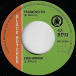 Frankenstein / I Can't Stand It - King Horror / Winston Groovy