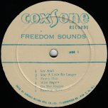 Freedom Sounds - Various..Ernest Ranglin..Larry Marshall..Freedom Singers..Jackie Mittoo..Carl Bryan