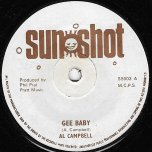 Gee Baby / Behold I Come - Al Campbell / Bobby Kalphat