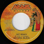 Get Ready / Solid Ground Riddim - Natural Black