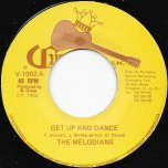 Get Up And Dance / Ver - The Melodians