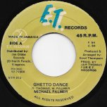Ghetto Dance / Ghetto Dub - Michael Palmer / ET And The Terrestials
