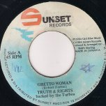 Ghetto Woman / Ver - Truth and Rights