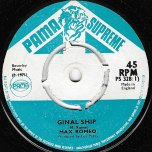 Ginal Ship / Version 2 - Max Romeo / The Upsetters