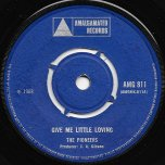 Give Me Little Loving / This Is Soul - The Pioneers