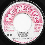 Give Me Your Love / Dunstan Special Dub - Delroy Wilson / Morwell Unlimited