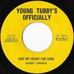 Give My Heart For Sure / Ver - Bobby Sarkie
