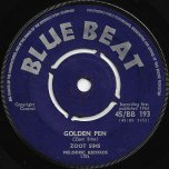 Golden Pen / So You Shot Reds - Zoot Simms / Eric Morris